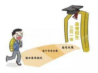 """为学生减负,取消笔试成为""""三位一体""""招生一大趋势"""